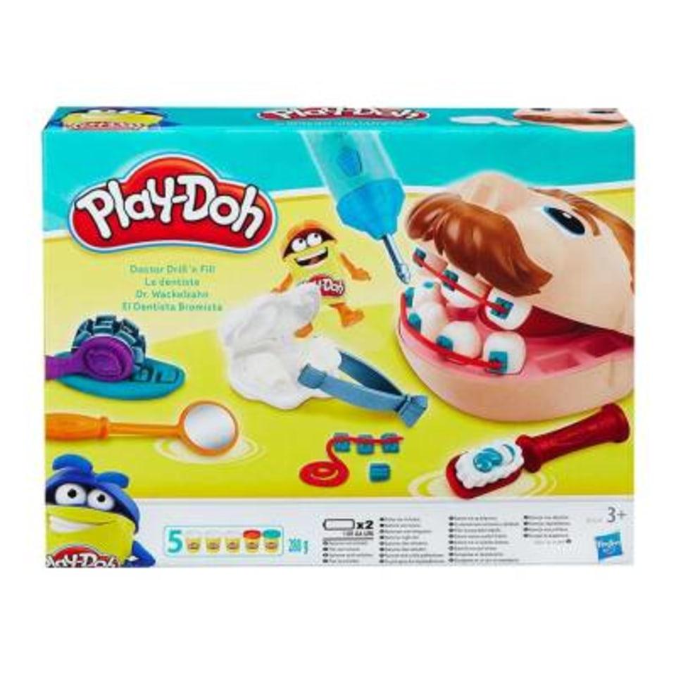 Walmart: Set de Juego Play-Doh Dentista Bromista