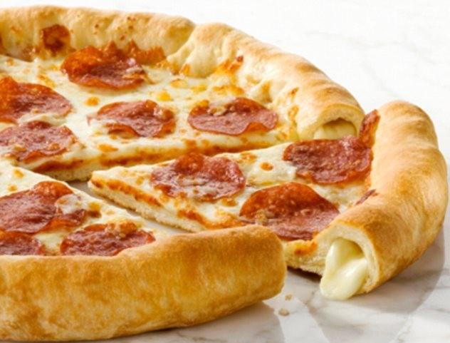 Pizza Hut: Descuentos en pizzas, solo pedidos a domicilio