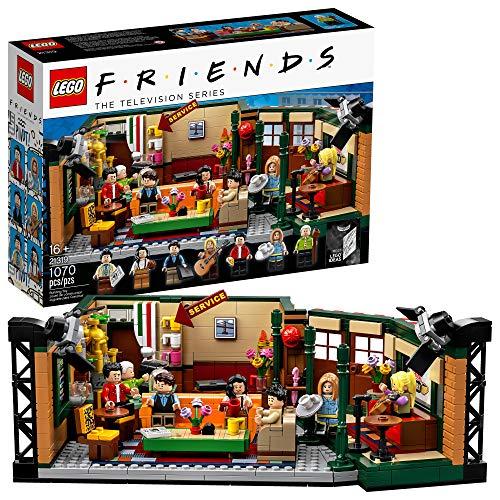 Amazon: Friends, Set de Central Perk, LEGO