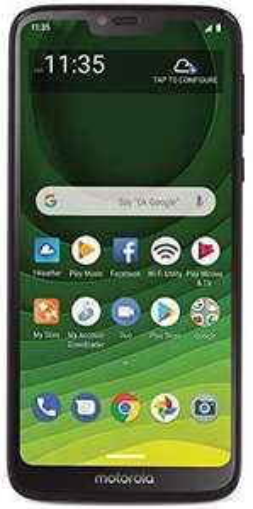 Amazon:Tracfone Motorola Moto G7 Optimo MAXX 4G LTE Prepago Smartphone (Bloqueado) – Negro – 32 GB