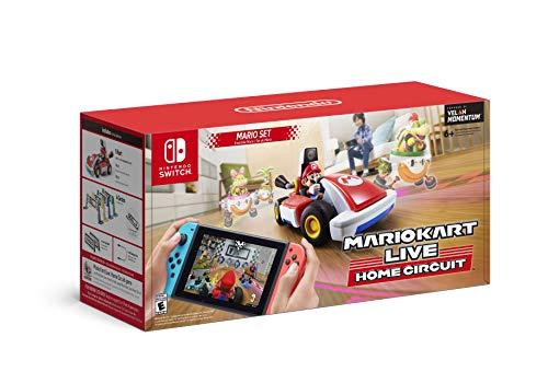 Amazon: Mario Kart Live: Home Circuit -Mario Set - Standard Edition - Nintendo Switch( el cupón se activará intermitentemente)
