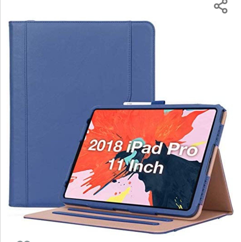 Amazon: Funda iPad pro 11'' 2018 con portalapiz