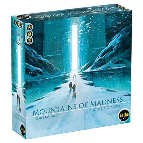 Amazon: Mountains of madness (juego de mesa)