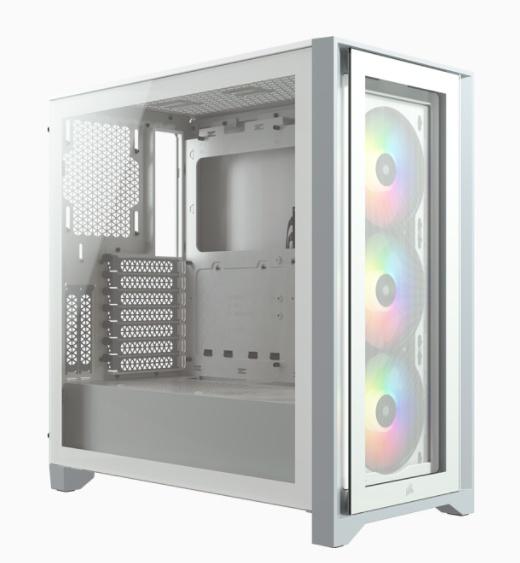 CyberPuerta: Gabinete Corsair iCUE 4000X RGB