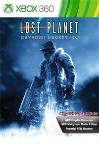 Microsoft Store: Lost Planet: Extreme Condition Colonies Edition - Xbox 360, One y Series S | X
