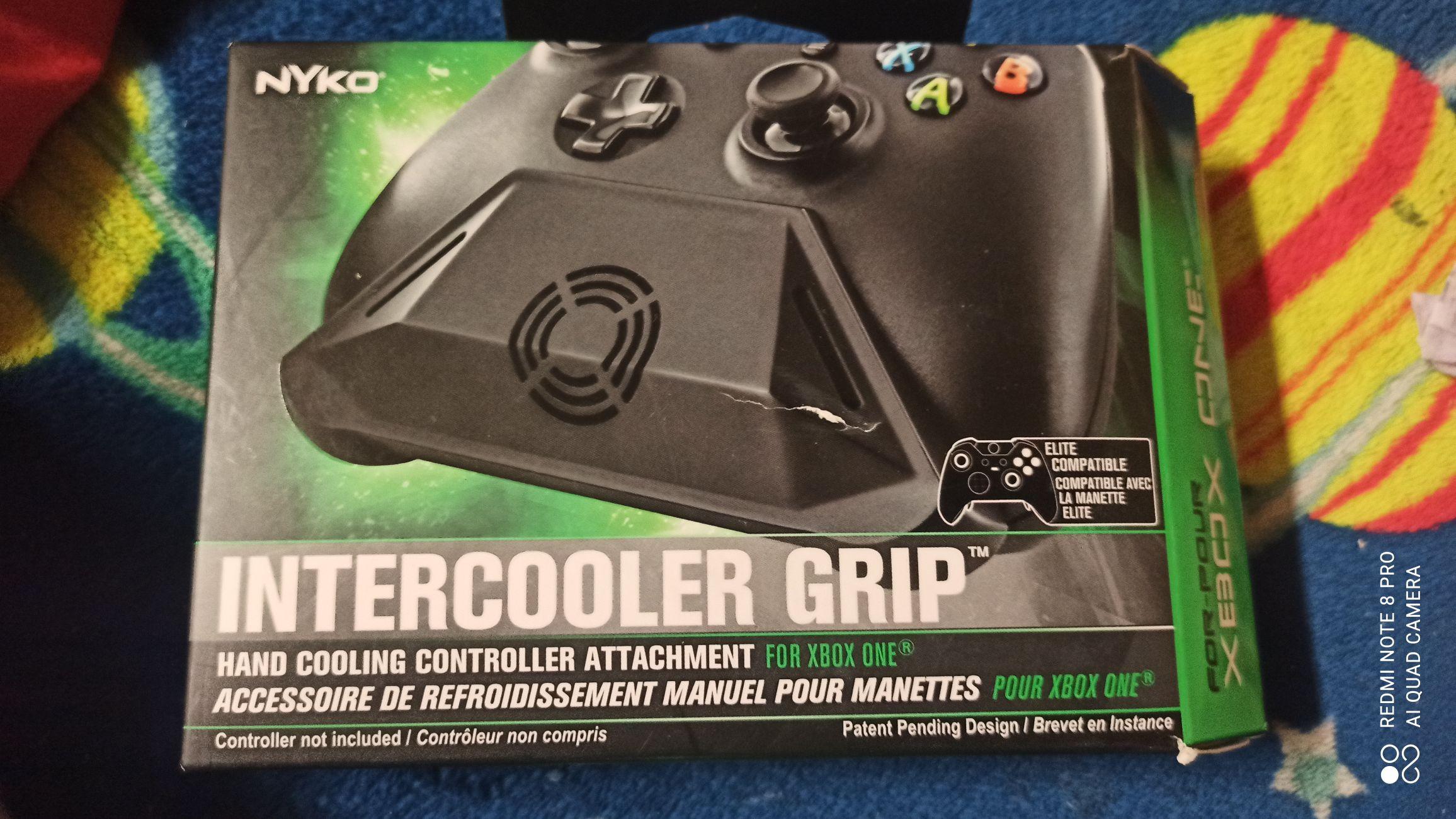 Walmart Enfriador control Xbox one