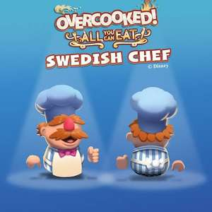 Overcooked! All You Can Eat: DLC Swedish CHEF GRATIS [Nintendo Switch/PC] También Xbox y PlayStation
