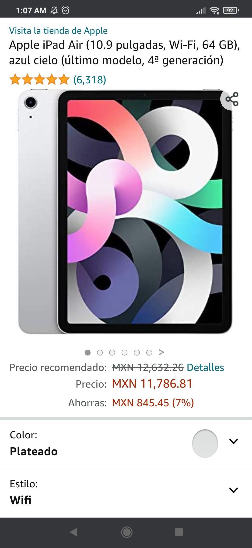 Amazon USA: iPad Air 4