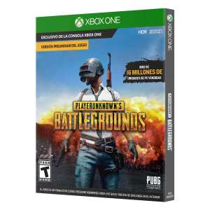 Claro Shop Xbox One Playerunknown's Battlegrounds