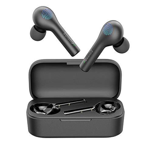 Amazon: Dudios Audífonos Bluetooth, TicBluetooth 5.0 In-Ear Audífonos Inalámbricos ,Deportivos Estéreo Sonido de Alta Definición