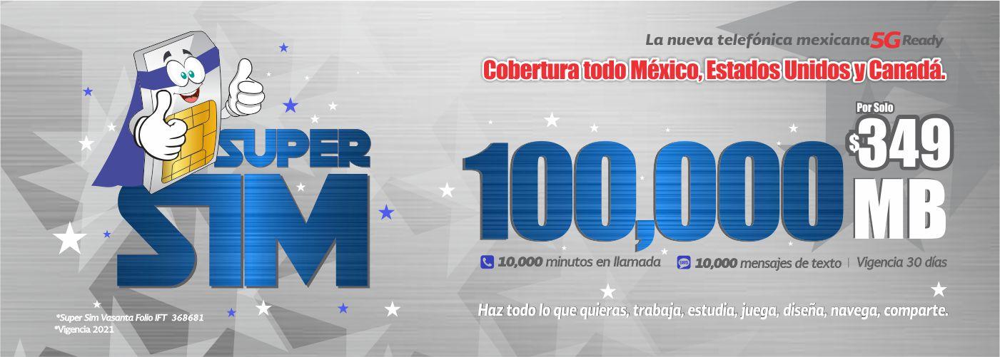 OMV: Vasanta (ALTAN) 100,000MB (100GB) (50GB velocidad normal + 50gb velocidad Reducida)