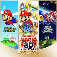 Amazon: Super Mario 3D All Stars