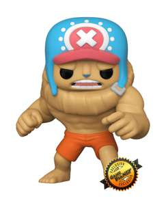 Game Planet: Funko Pop One Piece Buffed Chopper 2021 ECCC Exclusive