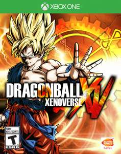Amazon: Dragon Ball Xenoverse - Xbox One