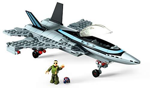 Amazon: Mega Construx Top Gun Jet Juguete de Construcción para niños de 6 años en adelante