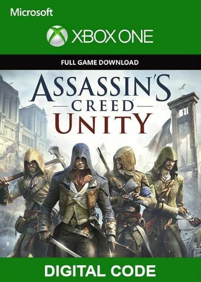 Eneba: Assassin's Creed: Unity (Xbox One)
