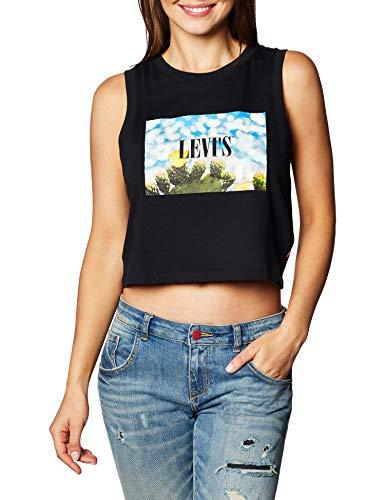 Amazon: Levi's camiseta de mujer TALLA G