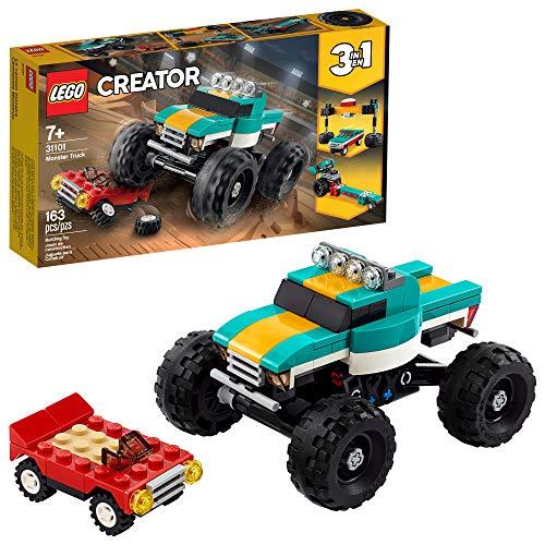 Amazon camioneta monstruo Lego