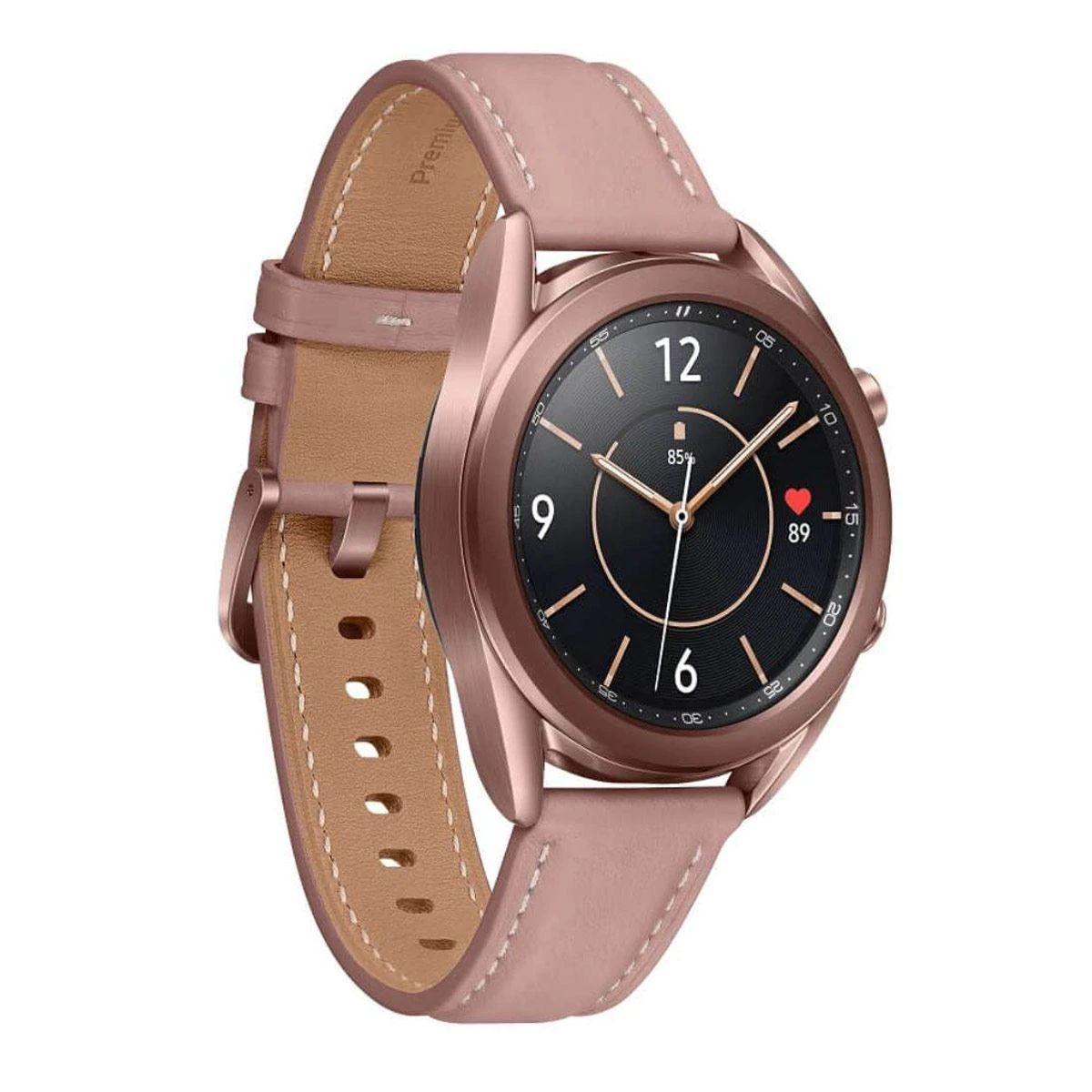 Sanborns Galaxy watch 3 41mm bronce banorte digital.