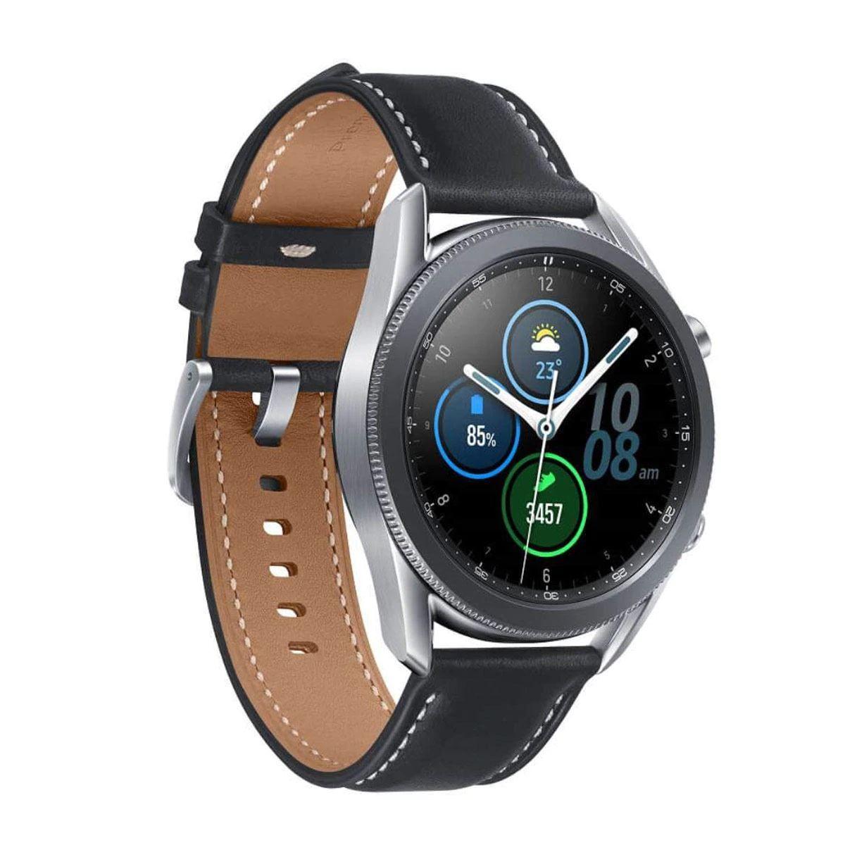 Sanborns Galaxy watch 3 45mm BT plata banorte digital.