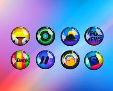 Google Play Recopilación de paquetes de iconos para personalizar android.