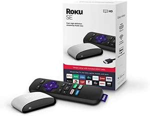 Amazon: Roku SE Streaming Media Player 3930 SE