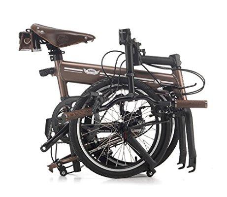 Amazon: bicicleta plegable marca Ori bikes a $11,900