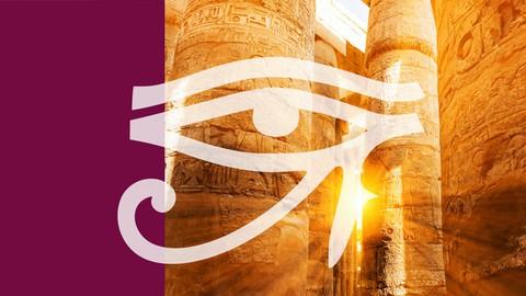 Udemy [Inglés]: Símbolos I: símbolos egipcios antiguos en mitología y religión