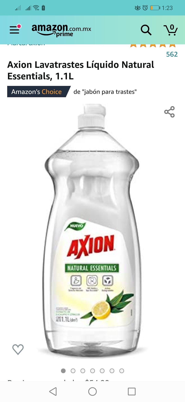 Amazon: Axion 1.1L con Planea y Ahorra