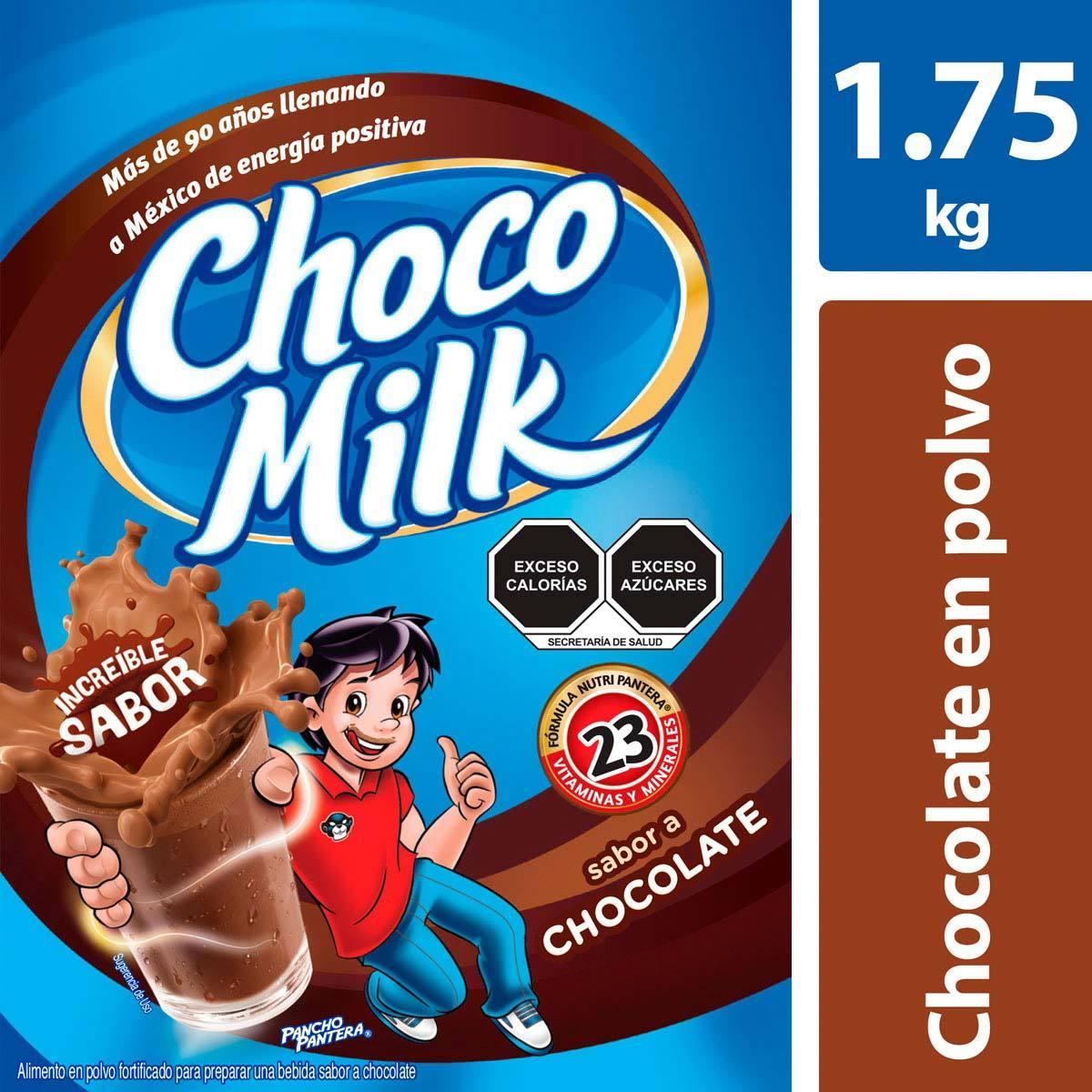 Chedraui Lata Choco Milk 1.75 Kg