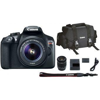 Linio: paquete Canon t6 a $7,999