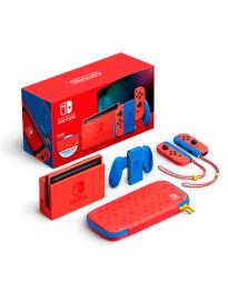 HEB, Nintendo Consola Red & Blue Edicion Mario