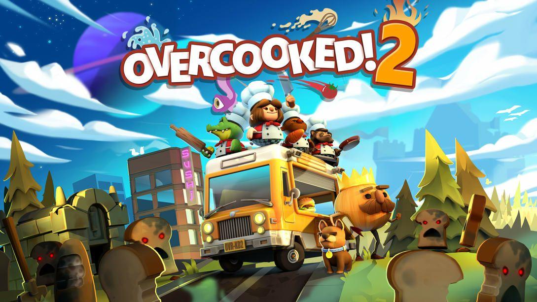Nintendo: Overcooked! 2 switch