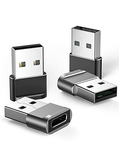 Adaptador de conexión USB-C a USB