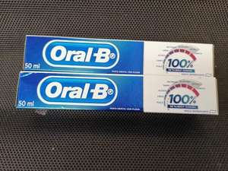Bodega Aurrera: Pasta dental oralB y Crest