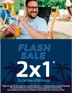 MasVision 2X1 Lentes Oftálmicos +10% Adicional + 6MSI Mercadopago