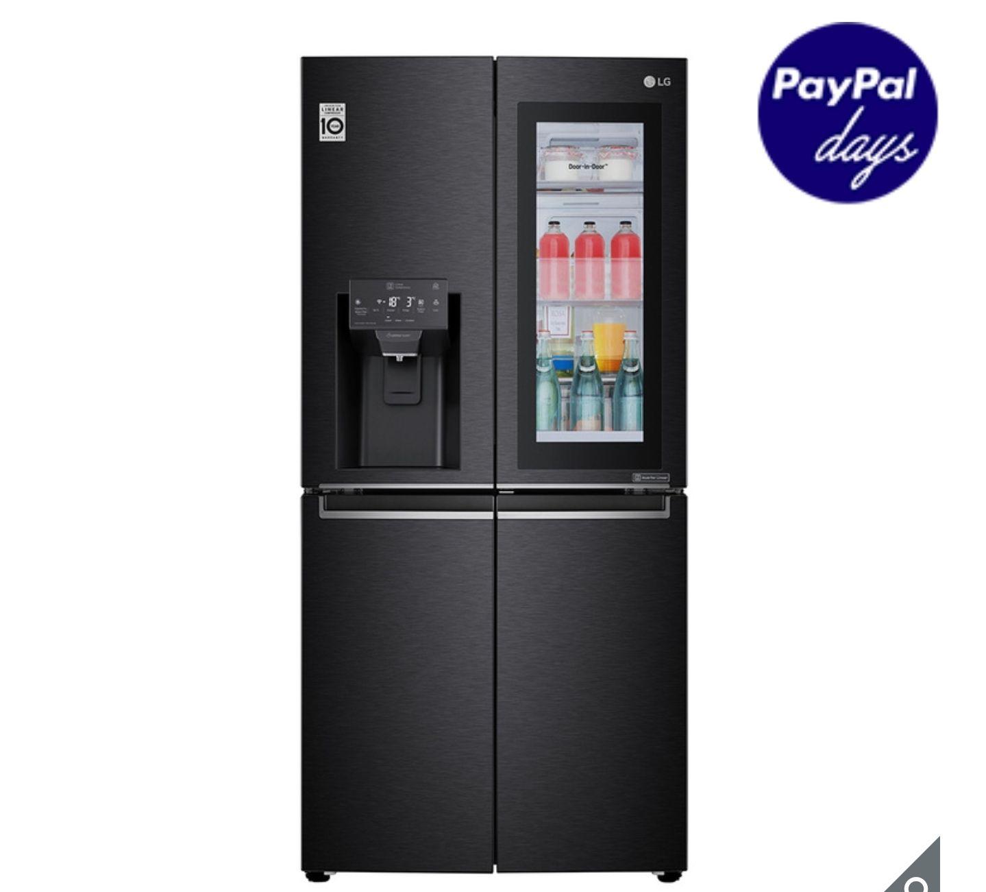 Costco: Refrigerador 18' French Door LG
