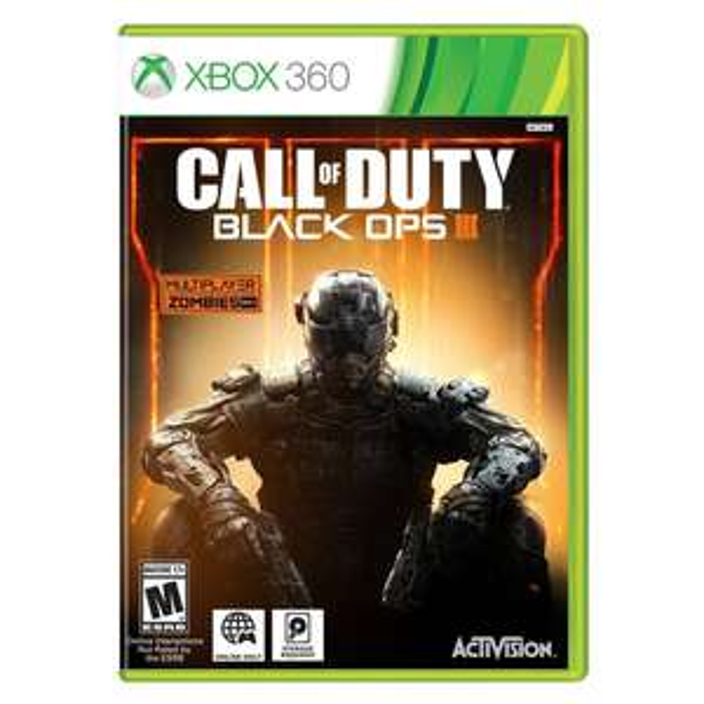 Sam's Club en línea: Call Of Duty Black Ops III para Xbox 360 a $299
