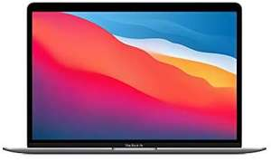 Amazon: Apple Nuevo MacBook Air Chip M1 de (de 13 Pulgadas, 8 GB RAM, 512 GB SSD) - Gris Espacial (Ultimo Modelo)