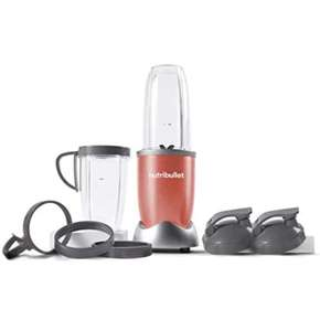Amazon: Nutribullet 900 Watts color Coral 13 piezas