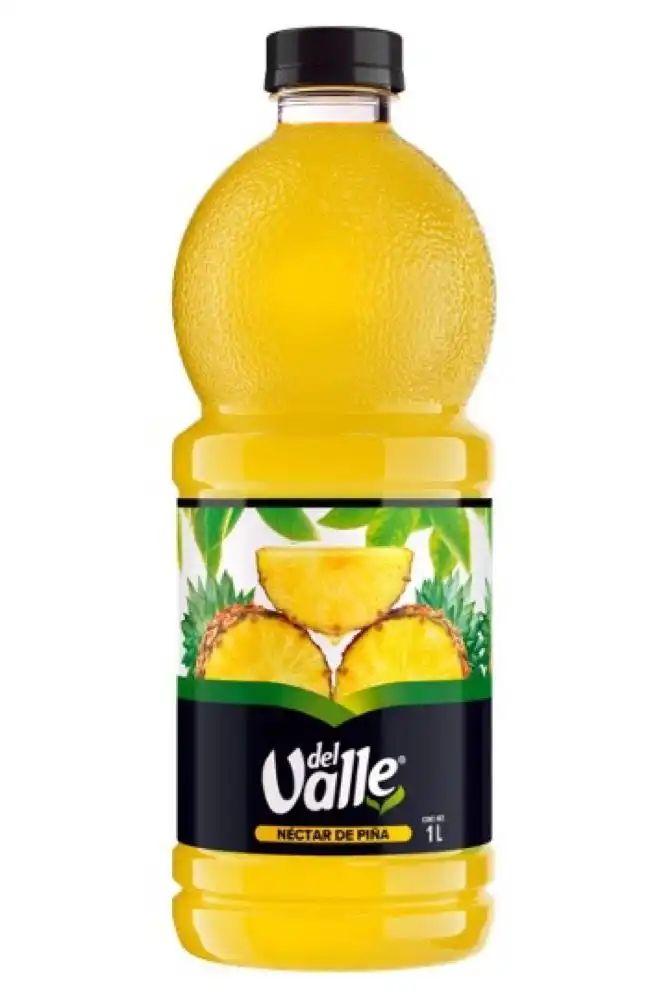 Bodega Aurrerá: jugo del valle néctar de piña 1 litro