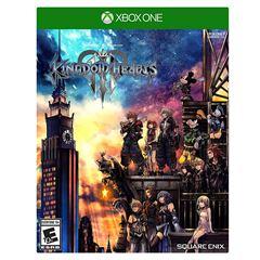 Sanborns, Kingdom Hearts 3 - Xbox