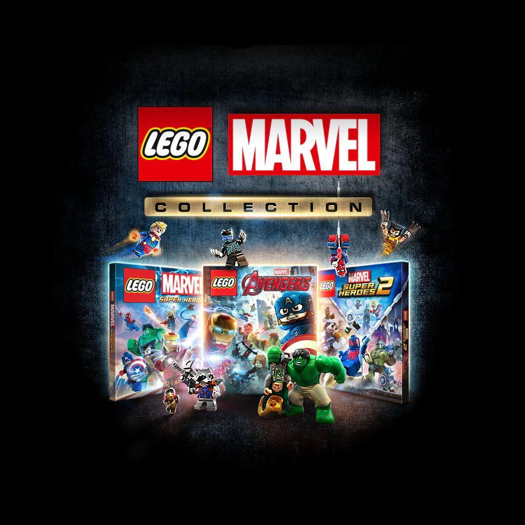 Amazon: Lego Marvel Collection (PlayStation 4)