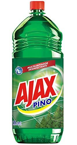 Amazon: Ajax Limpiador, 2 L con Planea y Ahorra