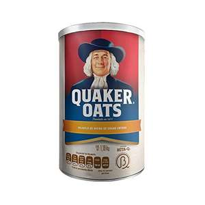 Amazon: Quaker Avena Old Fashion, Sabor Natural, 1190 g