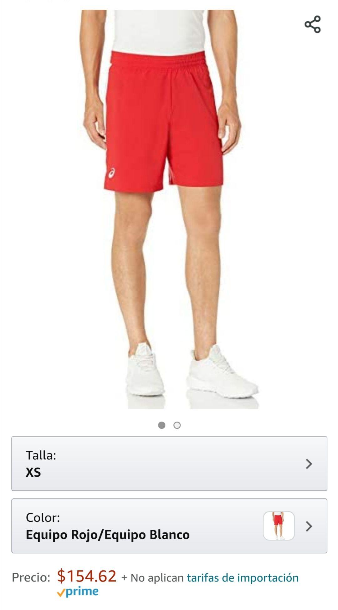 Amazon: Shorts Asics