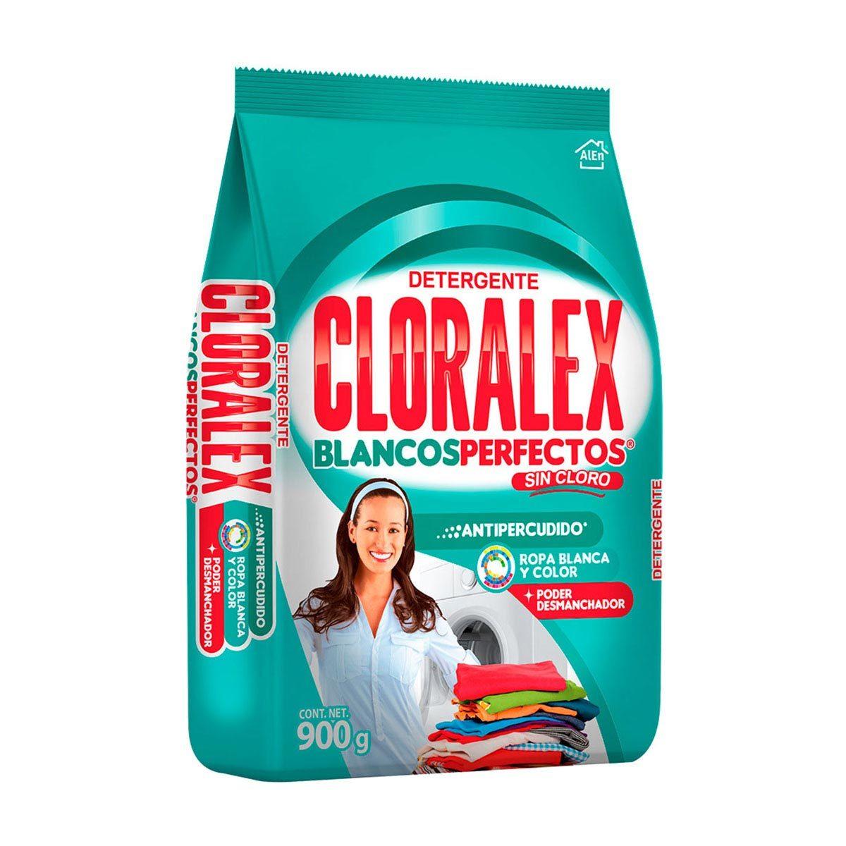 Chedraui tienda en línea: Detergente en Polvo Cloralex 900g