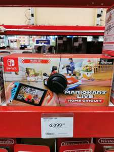 Sam's Club: NSW Mario Kart Live Home Circuit