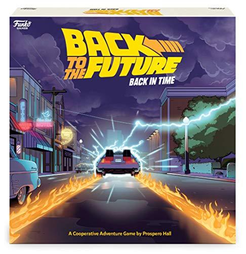 Back to the Future - Juego de Mesa - Board game - Funko