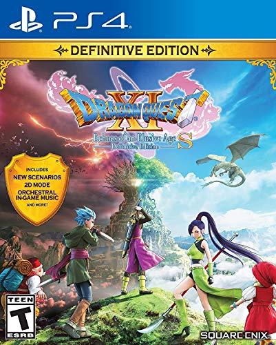 Amazon: Dragon Quest XI S - Definitive Edition (Xbox One ó PS4)